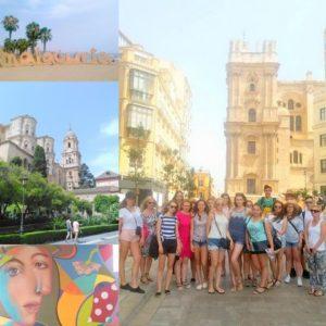 Trip to Málaga