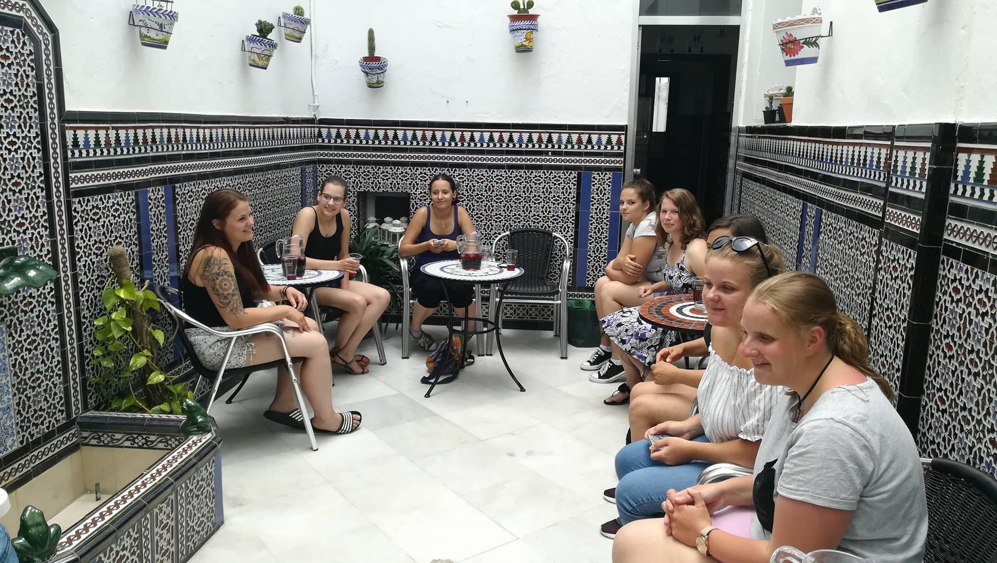 Group Paella