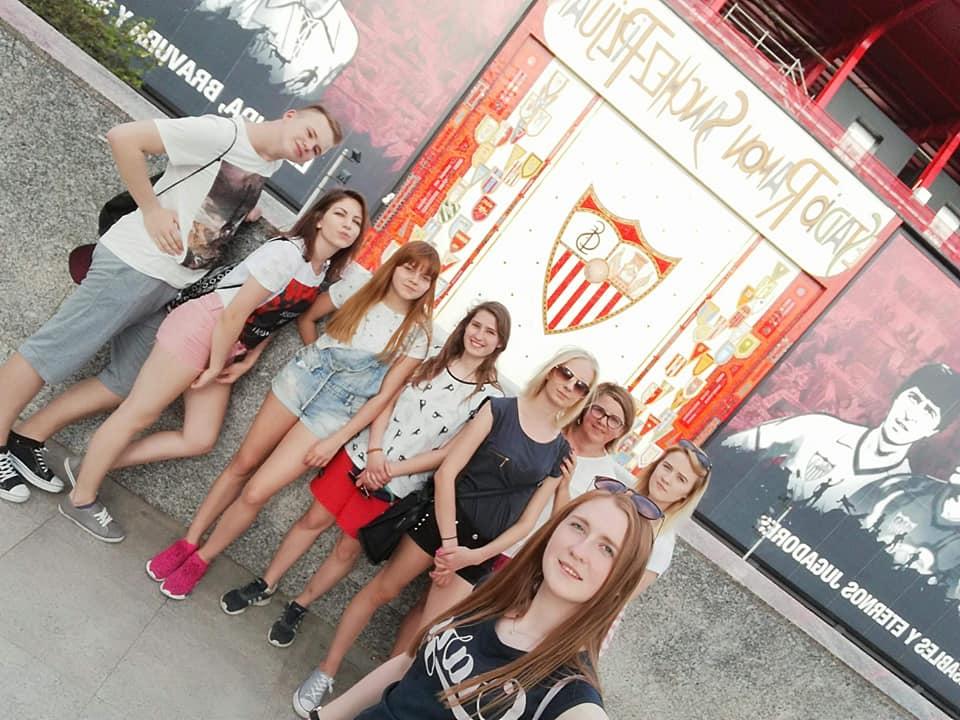 Sevilla stadium