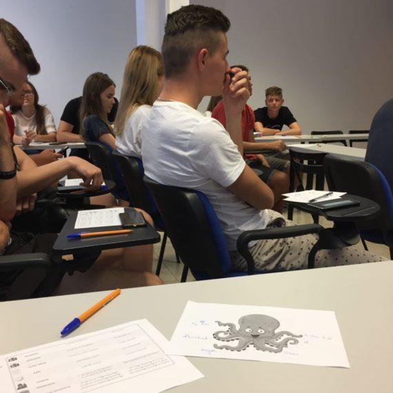Spanish course
