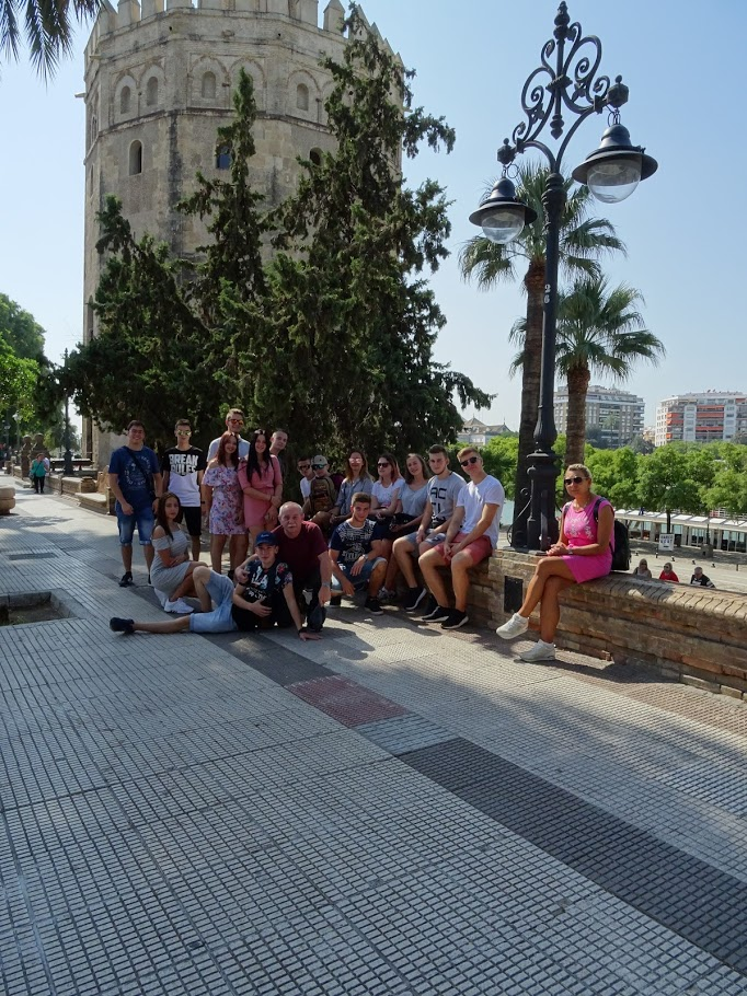 seville tour 2